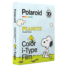 Color i-Type Instant Film (Peanuts Edition, 8 Exposures) Image 0