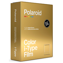 Color i-Type Instant Film - Double Pack (Golden Moments Edition, 16 Exposures) Image 0