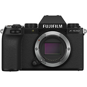 X-S10 Mirrorless Digital Camera Body (Black)