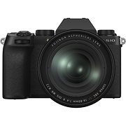 X-S10 Mirrorless Digital Camera with 16-80mm Lens (Black)