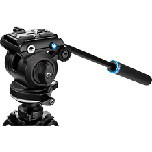 S2 PRO Flat Base Video Head Image 0