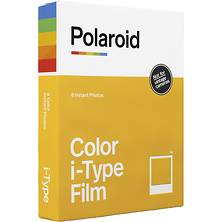Color i-Type Instant Film (8 Exposures) Image 0