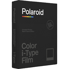 Color i-Type Instant Film (Black Frame Edition, 8 Exposures) Image 0