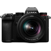 Lumix DC-S5 Mirrorless Digital Camera with 20-60mm Lens Kit (Black)