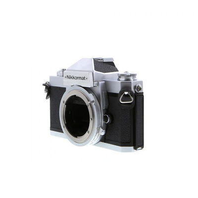 Nikkormat FT2 35mm Film Camera Body - Pre-Owned Image 0
