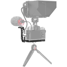L-Bracket & Shoe Mount Kit for Canon EOS R5 and R6 Image 0