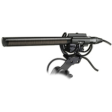 S-Mic 2 Location Kit Moisture-Resistant Shotgun Microphone with Pistol Grip Shockmount and Windjammer Image 0