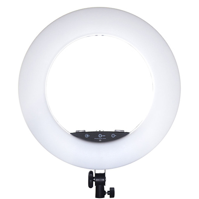 18 in. Luminous Pro Bi-Color LED Ring Light Image 0