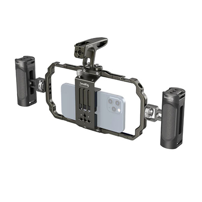 Universal Mobile Phone Handheld Video Rig Kit Image 0