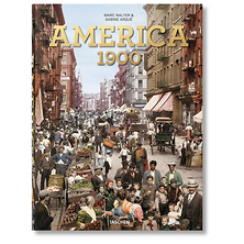 America 1900 (Multilingual Edition) - Hardcover Book Image 0