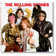 The Rolling Stones. Updated Edition - Hardcover Book Image 0