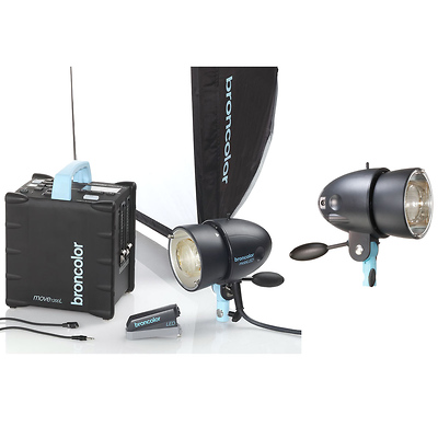 Move Outdoor 1-Head Kit 1 with Extra MobiLED Lamphead Promo Image 0