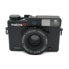 Plaubel Makina 67 Medium Format Film Camera - Pre-Owned Image 0