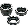 Auto Extension Tube Set DG - 12, 20 & 36mm Tubes for Canon Digital and Film Cameras