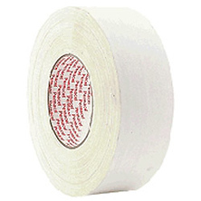 T2101 Pro Gaffers Tape - White, Small Roll Image 0
