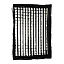 Soft Egg Crates Fabric Grid (40 Degrees) - Medium